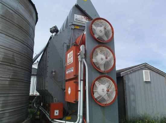 Farm Fans 320J Grain Dryer