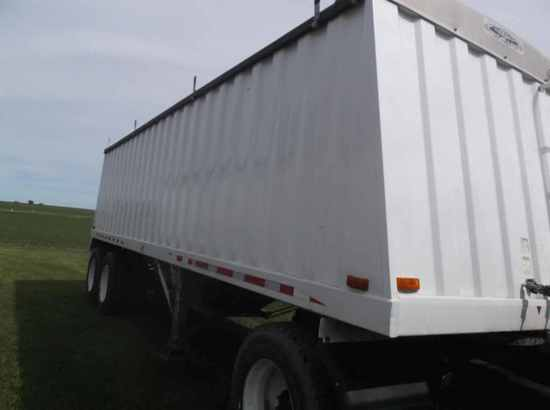 2000 Jet Hopper Bottom Trailer