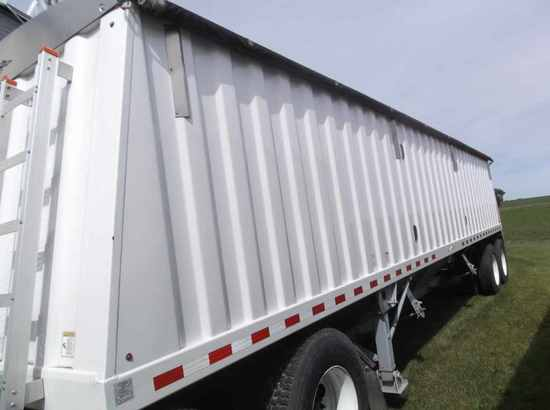 2013 Jet Hopper Bottom Trailer