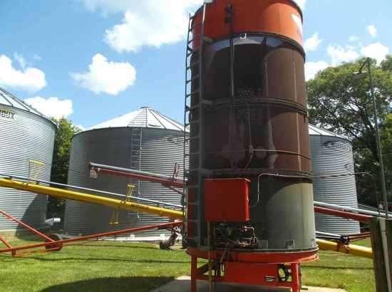 Kan-Sun Grain Dryer