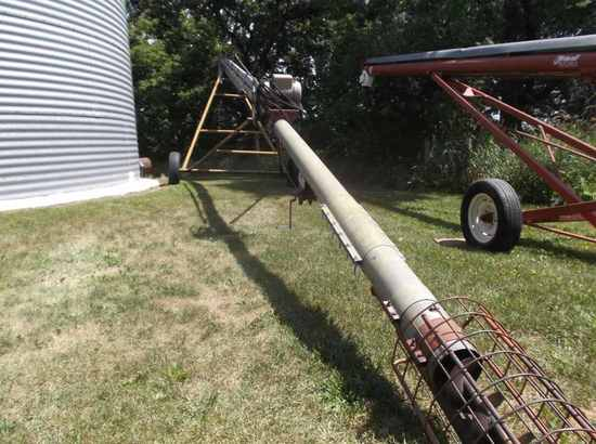 Hutch Grain Auger