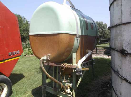 Walsh Spray Tank