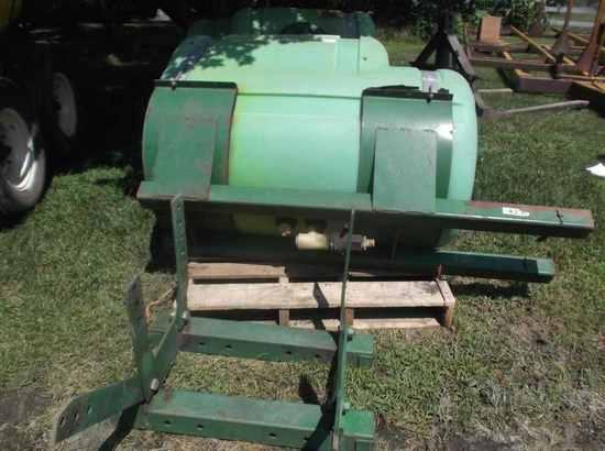 Snyder Industry Saddle Tanks