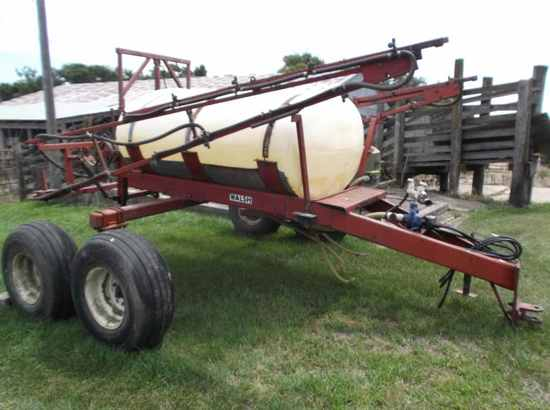 Walsh Sprayer