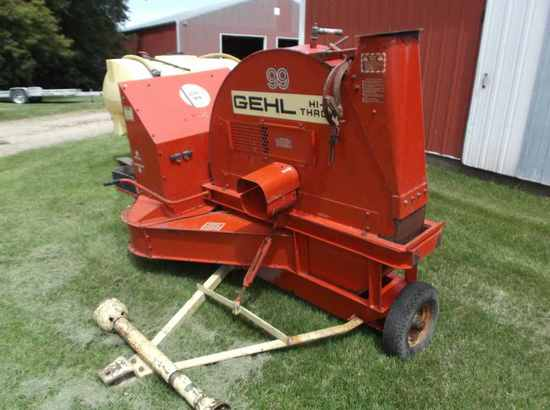 Gehl 99 Hi-Throw Forage Blower