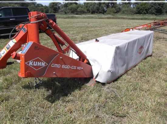 Kuhn GMD 600-G11 HD Rotary Cutter