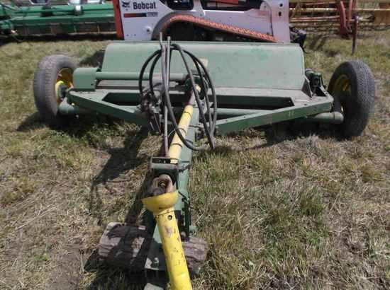 John Deere 21 Hay Crimper