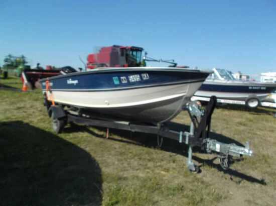 1996 Northwood Boat