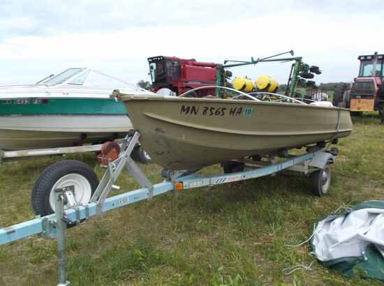 1971 Sea Nymph Duck Boat