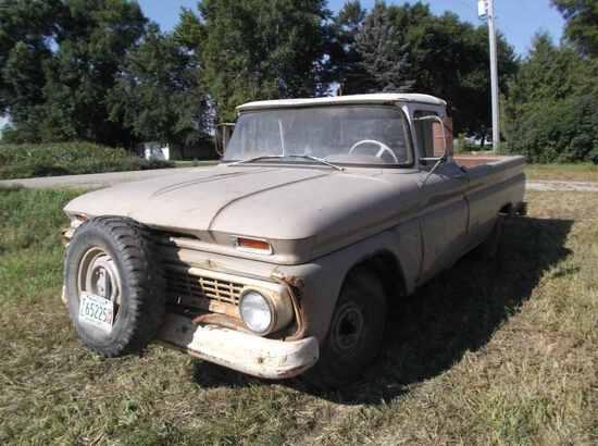 1963 Chevy 1/2 Ton Pick Up