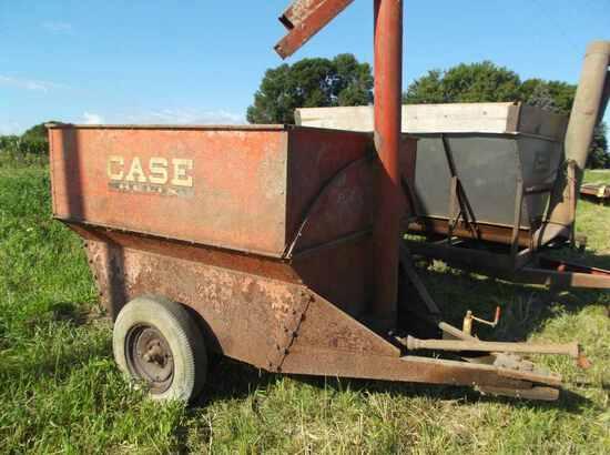 Case Helix Feed Wagon