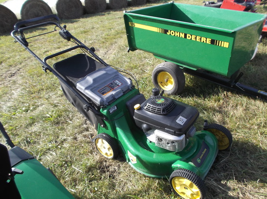 John Deere Edge Push Mower