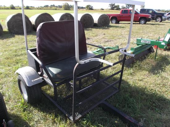 2 Seat Cart