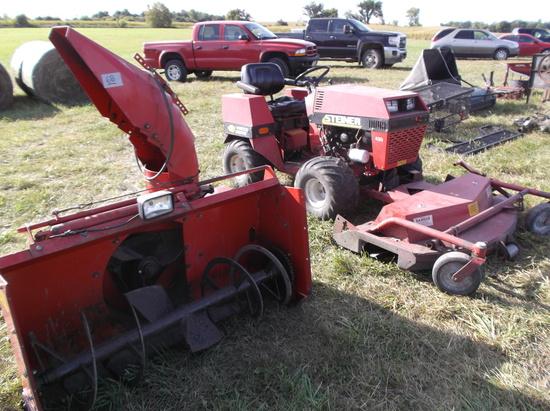 70's Steiner 420 Lawn Mower