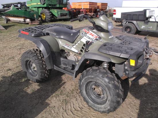 2003 Polaris Sportsman 500 ATV 4 x 4