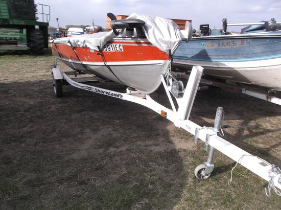 1979 Lund Boat