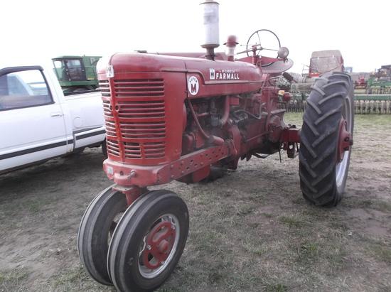 Farmall McCormick M Tractor
