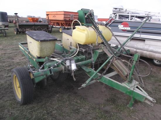 John Deere Max Merge 2 Plot Planter