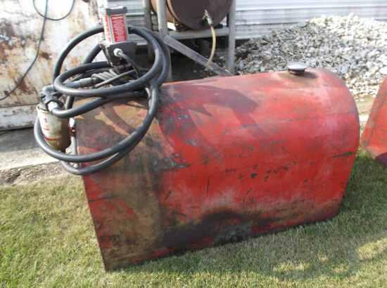 Fuel Barrel