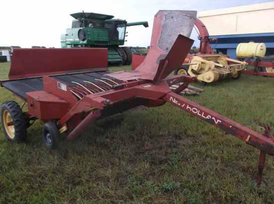 New Holland Model 144 Inverter