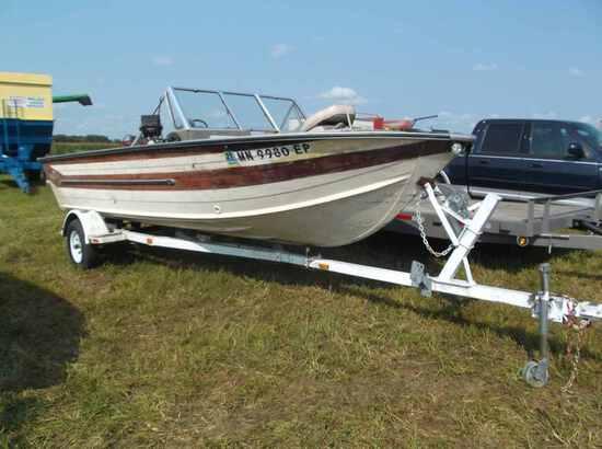 1983 Sylvan Boat