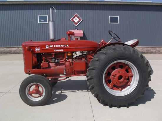 International Harvester Standard W-6 Tractor