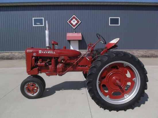 Farmall C Tractor