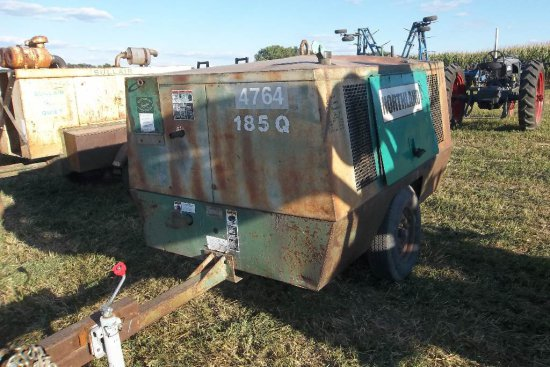 Sullair 185 Portable Air Compressor