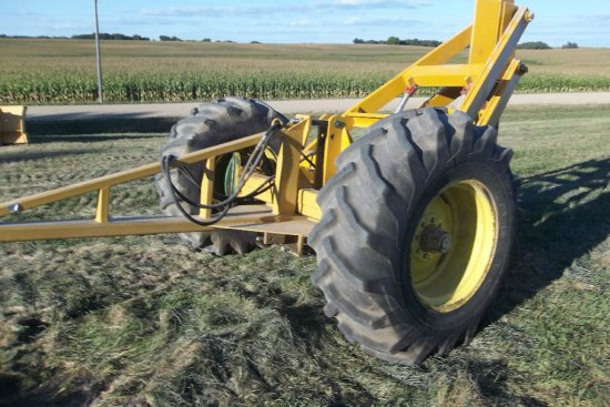 Don Wurdinger Tile Plow