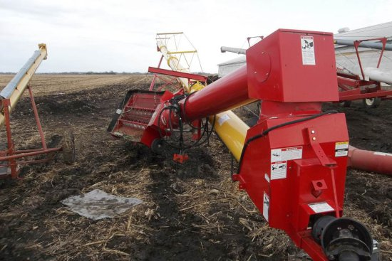 Westfield MX Plus Grain Auger