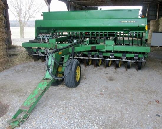 John Deere 750 No-Till Seed Drill