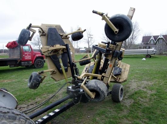 Land Pride AFM4016 Rotary Turf Finishing Mower