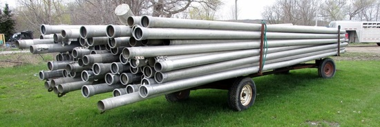 100 Pieces Wade Rain Pipe and Wagon