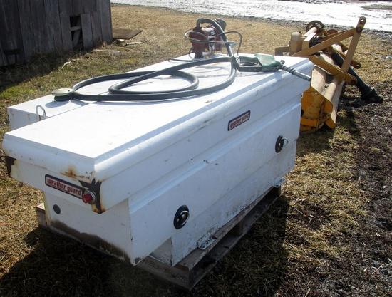 400 Litre Fuel Transfer Tank!