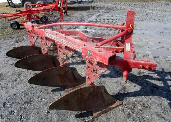 Massey Ferguson 4 Furrow Plow!