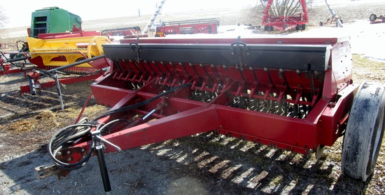 5100 Case IH 21 Run Seed Drill!