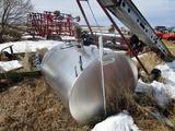 600 Gallon Stainless Steel Milk Tank!