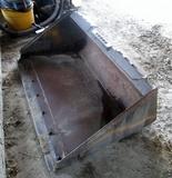 Skid Steer 5' Material Bucket!