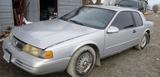 1995 Mercury Cougar RX7 Limited Edition!