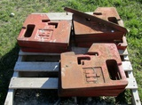 International Harvester Front Tractor Weights!