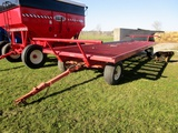 Martin 22' Steel Mesh Top Wagon with Horst Double Reach Running Gear!