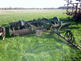 15' JD 950 Roller Harrow!
