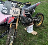 Daymath 200 Motor Bike!