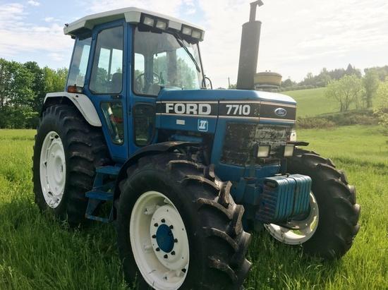 Farm M & E, Tractors, Trailers + New & Used Items!