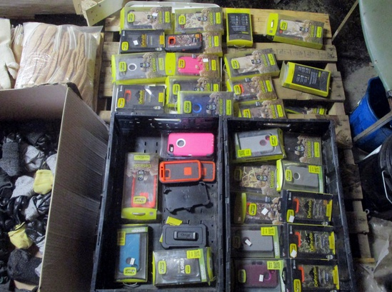 Otter Box, Samsung Galaxy and iPhone Cases - New!