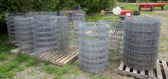 Assorted Paige Wire in Rolls!