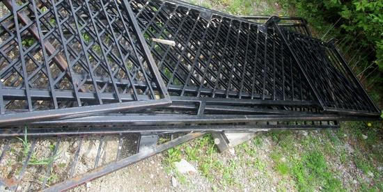 Steel Stair Railings!