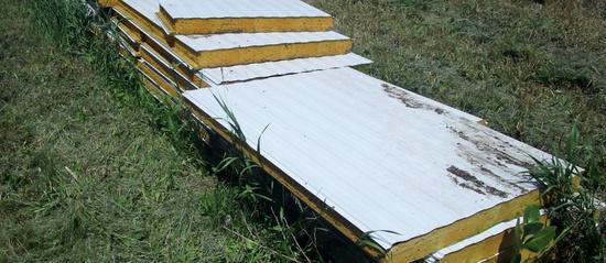 ATC Insulated Freezer/Cooler Panels!