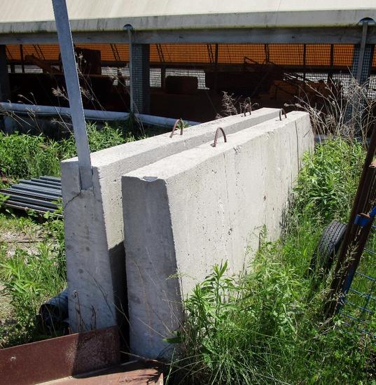 Cement Partitions!