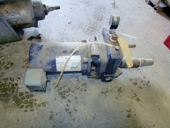 Jacuzzi 1/3 hp Jet Pump!